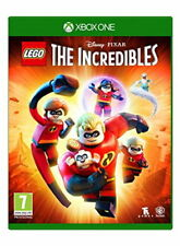 LEGO The Incredibles - including EDNA Lego Minifigure (Xbox One)