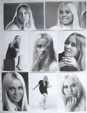 Agnetha Faltskog 60's Photo Set 2 *Mamma Mia Abba Frida A Sos