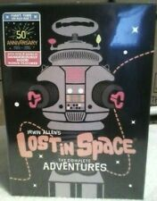 Lost In Space 50th Anniversary Blu-Ray DVD Complete Collection Sealed !