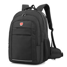 DTBG 17.3'' Swiss Men Women Backpack Business Travel Bag Laptop School Backpack