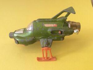 Vintage Dinky #351 SHADO UFO Interceptor Gerry Anderson Die-Cast Toy 1:43 Scale
