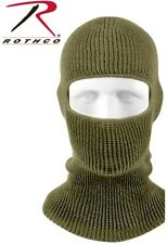 f4e2e6c8591cf Face Mask 1 Hole Winter Double Layer Acrylic Olive Drab Rothco 5501