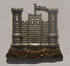 A cap badge to the 6th Inniskilling Dragoons