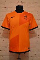 NETHERLANDS HOLLAND 2012/2013/2014 HOME ORIGINAL FOOTBALL SHIRT SOCCER JERSEY