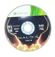 Halo 4 Microsoft Xbox 360 X360 Game Disc 2 Only