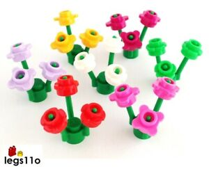 LEGO Flower and Plant Bunches NEW 3741 / 24866 / 28573 choose colour