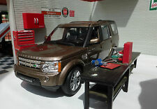 Welly 1/24 Land Rover Discovery - 2010 24008s