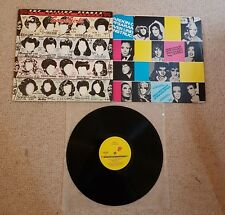 ROLLING STONES - SOME GIRLS - UK ISSUE LP ON ROLLING STONES/EMI RECORDS - 1978