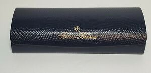 Brooks Brothers Glasses Sunglasses Protective Case Magnetic Close