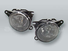 TYC 2.7L 3.0L Fog Driving Lights Assy with bulbs PAIR fits 2002-2004 AUDI A6