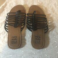 Billabong Womens Sandals Size 9