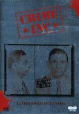 Crime inc - La Vera Storia Della Mafia (1984) DVD (SteelBook)