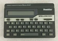 Franklin Spelling Ace Linguistic Technology by Franklin / Merriam-Webster Sa-98A