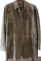 100% Genuine Leather - MADE IN ITALY  - JOHN VARVATOS - Vintage Leather Jacket