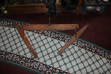 Antique Americana Double Horse Yoke Hanging Meat Hook-RARE-Country Decor