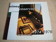 niney the observer & friends bring the couchie 1989 uk trojan label vinyl lp