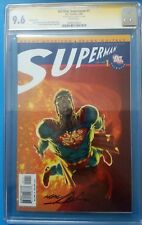 All Star Superman #1 Variant cover CGC 9.6 SS, signed Neal Adams