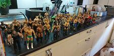 Joblot 45 x  WWE / WWF Wrestling Figures Collection - Rare - Mattel - Classic