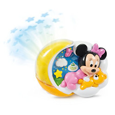 """Clementoni 17126 """"Baby Minnie Magic Stars Projector"""" Toy"""