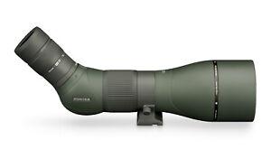 Vortex Razor HD 27-60x85mm Angled Spotting Scope with stay-on case. New.
