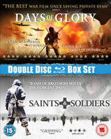 Saints & Soldiers / Days Of Glory Blu-Ray Nuevo Blu-Ray (MTDBD5549)