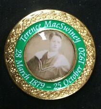 Terence MacSwiney,Irish Republican Mayor Cork,died on Hunger Strike,1920, Badge,