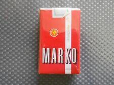 Marko Haus Bergmann alte Zigarettenschachtel Attrappe (B27)