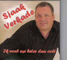Sjaak Verkade-Ik Voel Me Beter Dan Ooit cd single