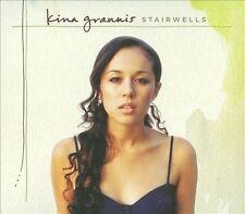 Stairwells [Digipak] by Kina Grannis (CD, 2009, Kina Grannis)