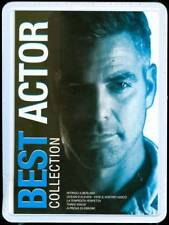 DvD George Clooney BEST ACTOR 5 DVD Cofanetto metallo