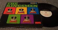 """The Kingsmen """"Volume 3"""" LP"""
