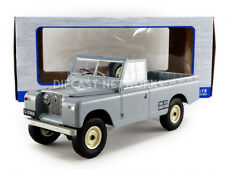 MCG 1959 LAND ROVER 109 II SERIES PICK-UP OPEN GRAY 1/18 Scale New! In Stock!