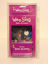 NIP Wee Sing Children's Sing A Long Audio Cassette Tape & Book Fun