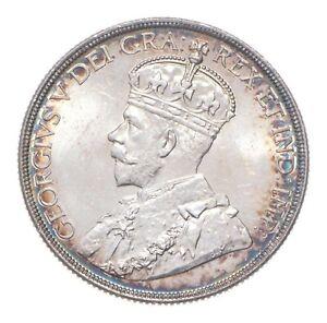 Better Date - 1936 Canada 1 Dollar - SILVER *379