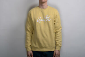 UNDEFEATED Reporter Crewneck Crew 518306-CRM cream white