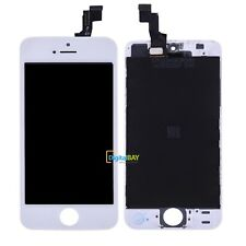 TOUCH SCREEN LCD DISPLAY RETINA SCHERMO + FRAME PER APPLE IPHONE SE BIANCO