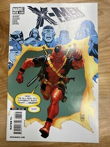 X-MEN LEGACY #233 Deadpool Variant. Marvel 2010