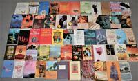 57 gebundene Bücher - ROMANE, LIEBE, SCHICKSAL, HUMOR - Buchpaket