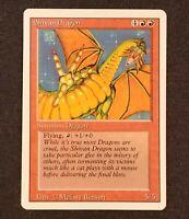 MTG Revised Shivan Dragon ~ Rare ~ NM Unplayed 1994 Magic The Gathering