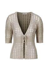 Damen-Pullover & -Strickware ohne Muster mit Schnürung 36 Größe
