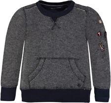 MARC O'POLO Sweatshirt Vintage mit Patches blau 92 98 104 110 116