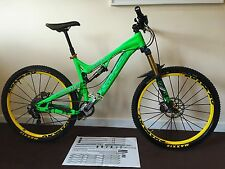 "Intense Tracer 275 FRAME ONLY 650b 27.5"" Enduro Mountain Bike Allmountain"