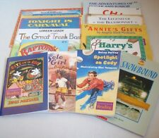 13 HOUGHTON MIFFLIN CALVERT READING CHALLENGE THEME PAPERBACKS 2ND GRADE 2 HTF