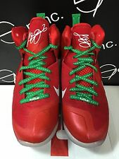 Authentic Nike Lebron 9 IX Christmas Big Bang Galaxy Limited Qs Size 10.5