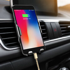 Air Vent Car Phone Holder Cradle Mount For Samsung S8 S9 iPhone 8 X Universal