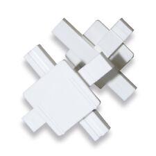 Fugenkreuze Verlegekreuze für 8cm starke Glassteine Glasbausteine Fuge 10 mm