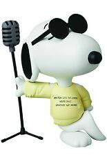 Peanuts Gauzeshirts Snoopy Vinyl Collector Doll VCD by Medicom