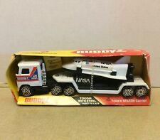 Buddy L 1983 Nasa Semi Mack Truck & Trailer With Space Shuttle Discovery in Box