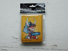 Munchkin standard card sleeves-spyke