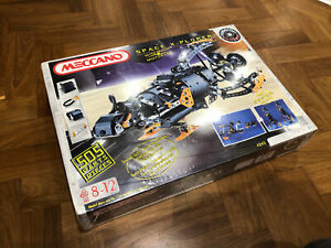 Meccano Space X-Plorer 4840 Kit Mission The Universe  New Vintage Boxed Sealed